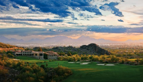 Silverleaf Golf Club View